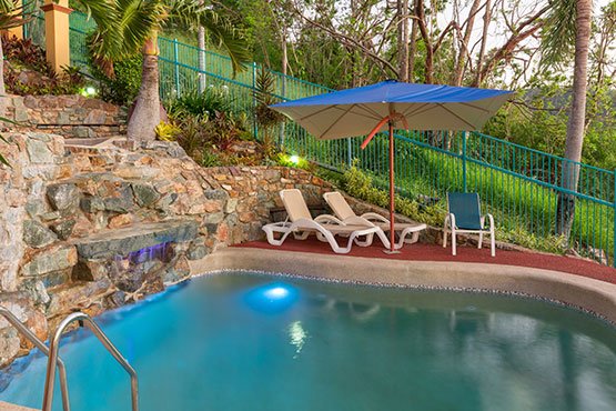 toscana village resort airlie beach pool